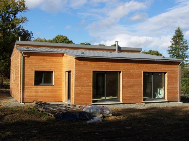 Construction bois constructeur de maisons ossature bois for Constructeur de maison en bois massif